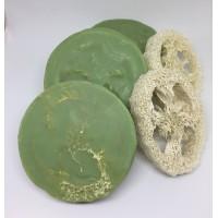 Peeling Luffa-Mohn Fuss-Seife Naturseife