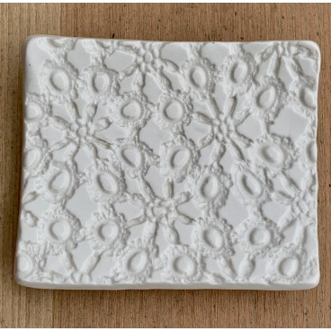 Seifenschale aus Porzellan